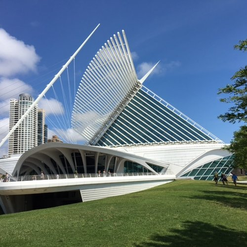 Calatrava's Burke Brise Soleil: It Will Move You