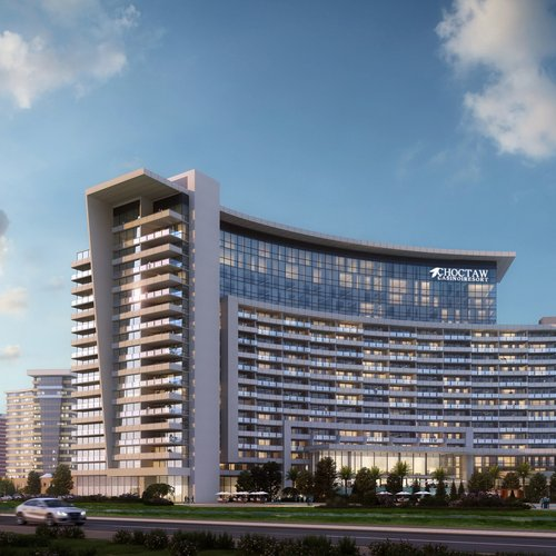 JCJ Architecture to Lead Design on Major Expansion of Choctaw Casino & Resort