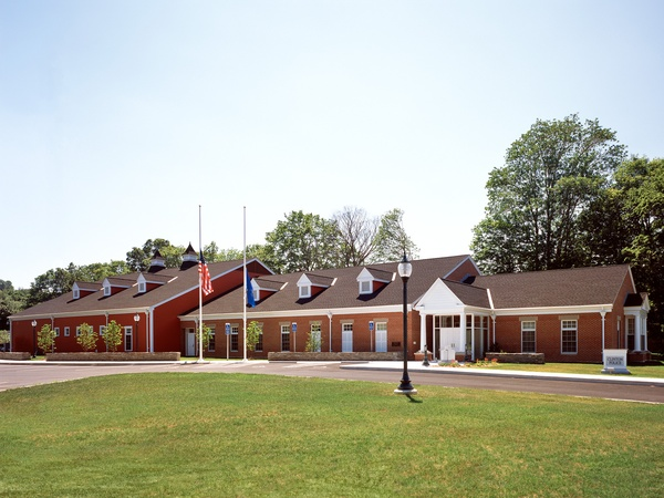 Clinton Police Station