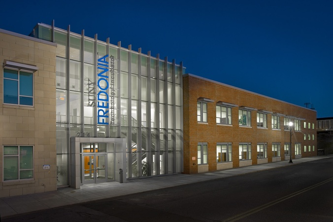 Technology Incubator, SUNY Fredonia