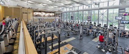 Blue Devils Fitness Center, SUNY Fredonia