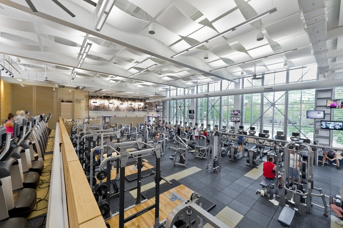 Blue Devils Fitness Center