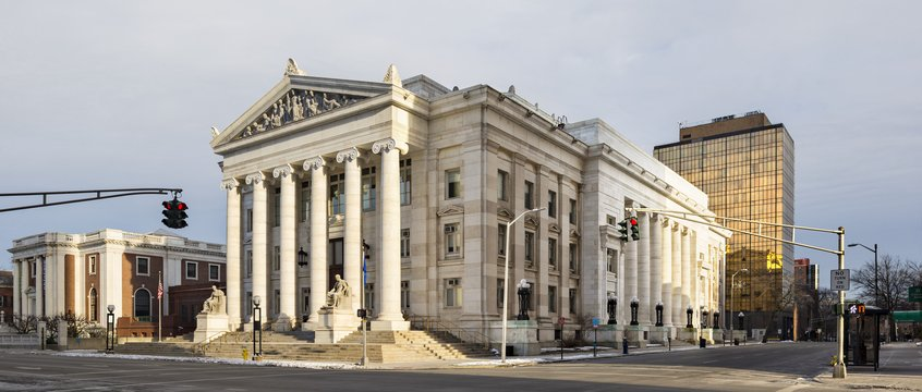 New Haven County Courthouse | JCJ Architecture