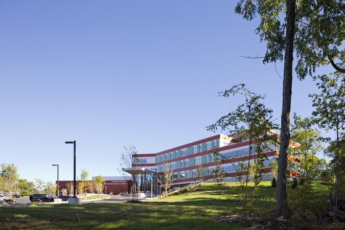 Fairchild Wheeler Interdistrict Magnet Campus