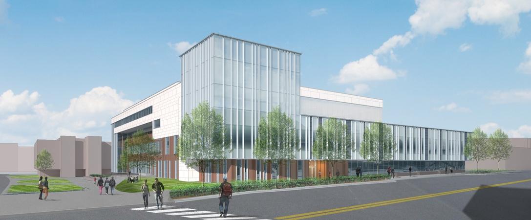 Student Recreation Center, UCONN
