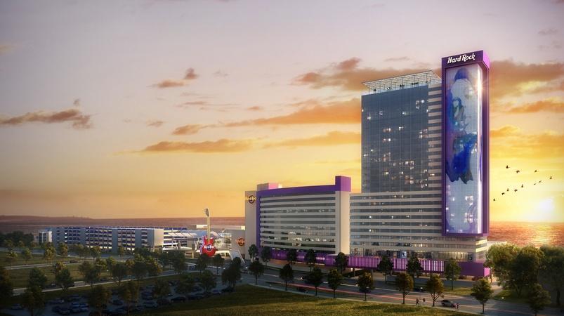 Hard Rock Hotel & Casino Concept