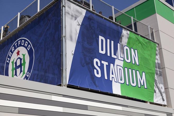 Hartford's Dillon Stadium
