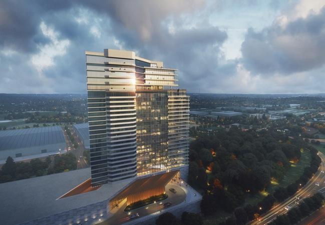 Pamunkey Casino Resort Richmond Concept