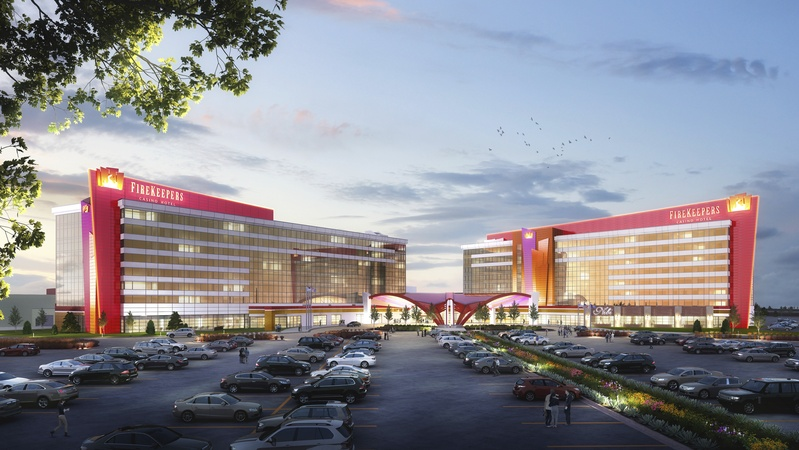 Firekeepers Casino Hotel Expansion