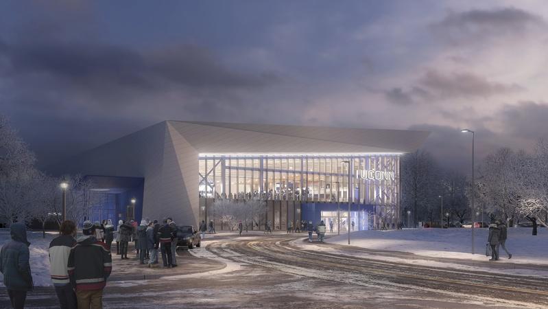 UConn Hockey Arena