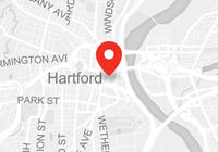 Map of Hartford