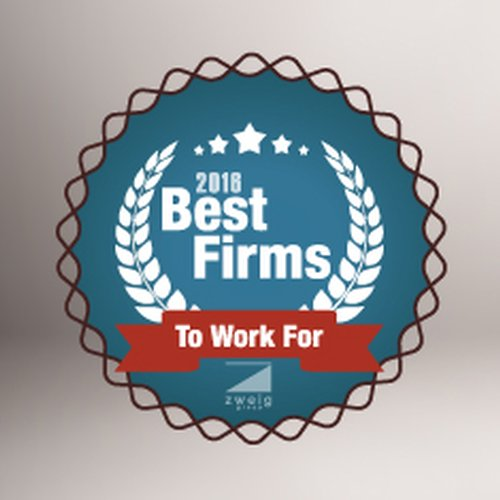 ZweigWhite best firms to work for 2016