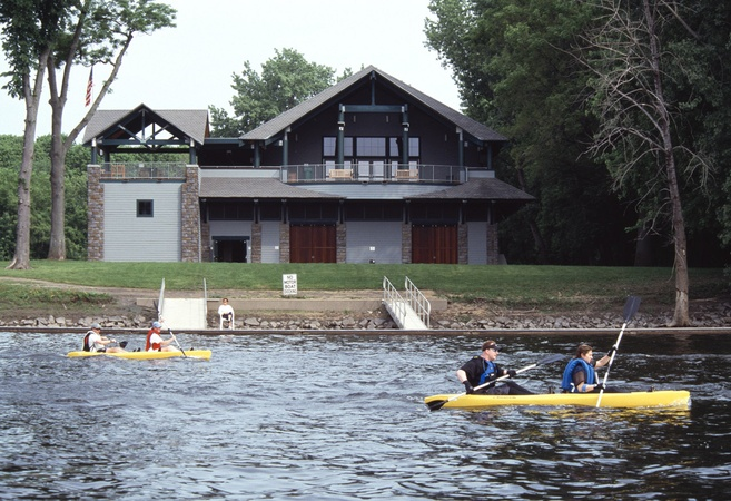 Greater Hartford Jaycees Community Boathouse, Riverfront Recapture