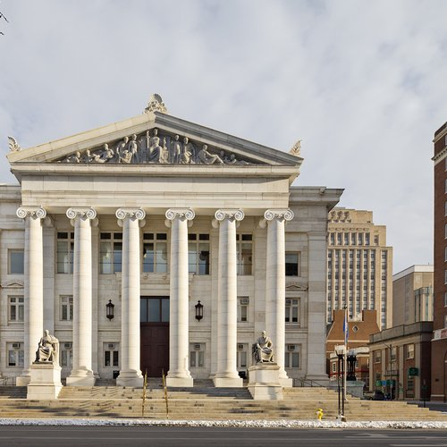 New Haven Courthouse: How Teamwork and Craftsmanship Brought Back a Beaux Arts Landmark