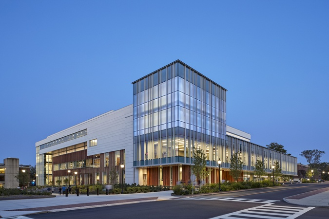 Student Recreation Center, University of Connecticut