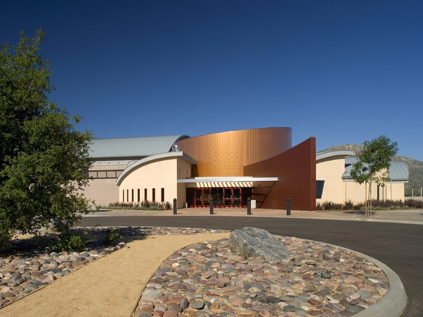 Viejas Community Center, Viejas Band of Kumeyaay Indians
