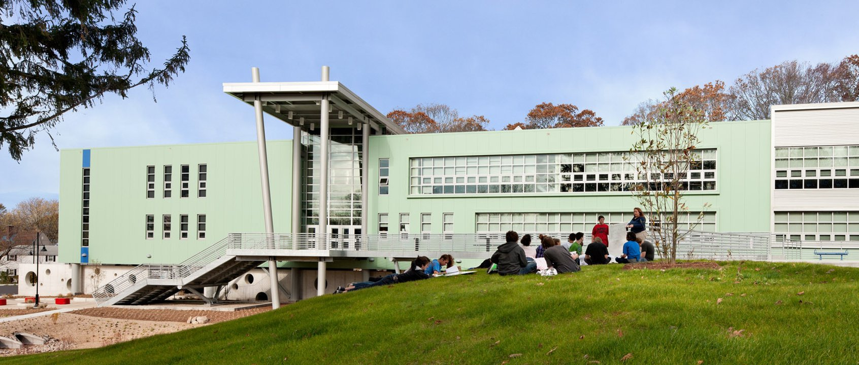 Marine Science Magnet High School of Southeastern Connecticut. Groton ...