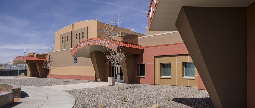 Navajo Nation Justice Centers Jcj Architecture