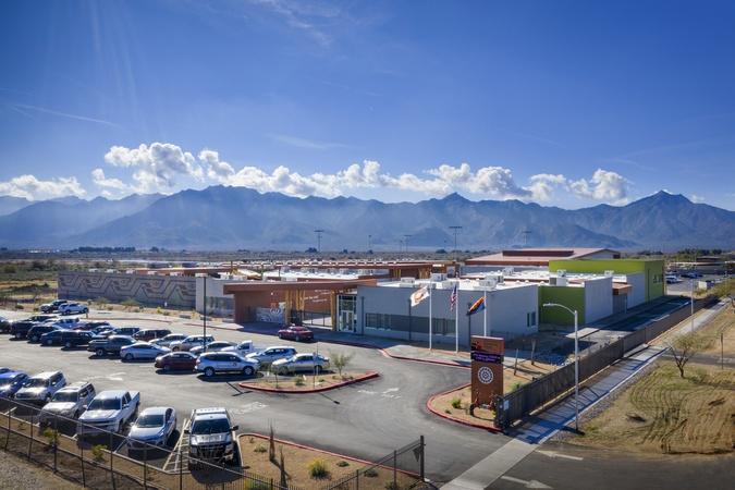 Gila Crossing Community School