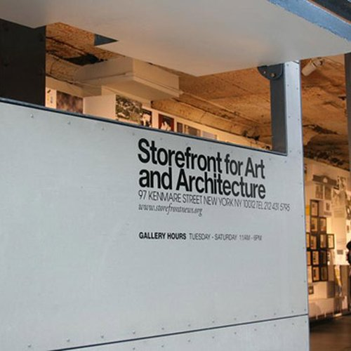JCJ, Peter Bachmann join and support Storefront for Art and Architecture