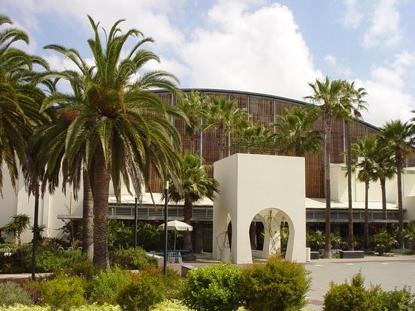 Balboa Park Activity Center