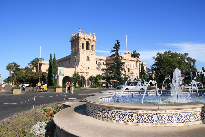 Balboa Park JCJ Architecture