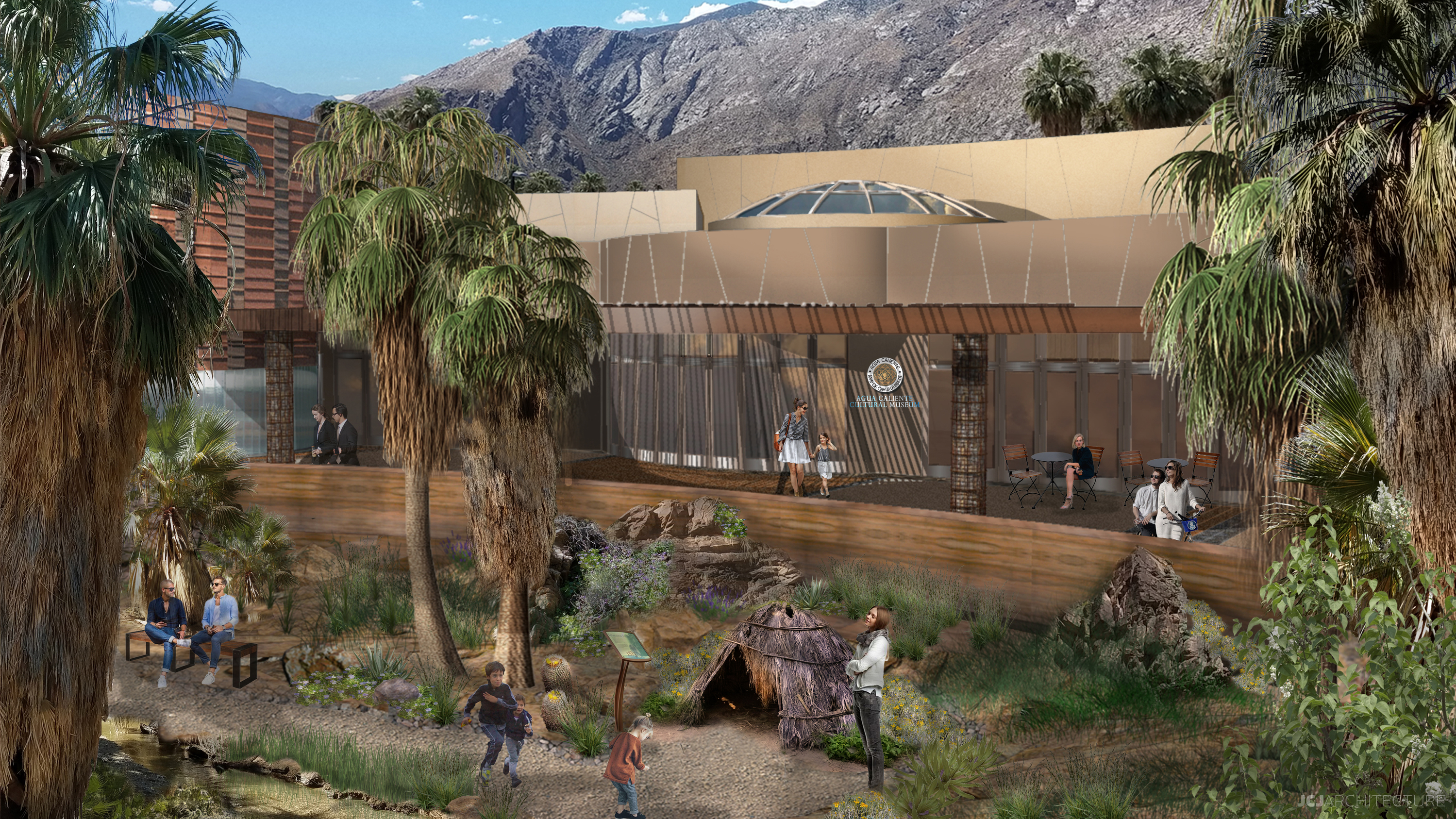 Agua Caliente Museum and Spa9